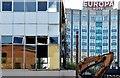 J3373 : Demolition, former College of Business Studies, Belfast - June 2015(2) by Albert Bridge