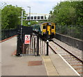 SO1707 : Departure from Ebbw Vale Parkway station towards  Ebbw Vale Town station by Jaggery