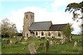 TM3686 : St Lawrence, Ilketshall by John Salmon