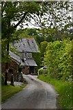 SW9271 : Mellingey Mill by John Myers