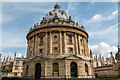 SP5106 : The Radcliffe Camera, Oxford by Christine Matthews