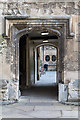 SP5106 : Entrance to Brasenose College, Oxford by Christine Matthews