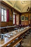 SP5106 : Dining Room, Brasenose College, Oxford by Christine Matthews
