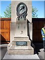 TQ1574 : Memorial to Sir George Rowland Hill by Keith Williams
