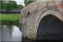 NT5173 : Nungate Bridge, Haddington by Stephen McKay