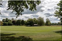 SP5105 : Christ Church Meadow, Oxford by Christine Matthews