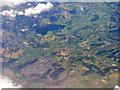 SJ6175 : Weaverham from the air by M J Richardson