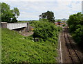 ST6333 : Castle Cary railway junction by Jaggery