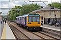 SJ4490 : Northern Rail Class 142, 142031, platform 1, Huyton Railway station by El Pollock