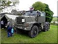 H3682 : Fuel truck,Baronscourt by Kenneth  Allen