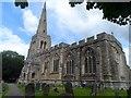 TL1058 : St Denys, Colmworth by Bikeboy