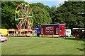 TA1131 : Fun fair in East Park, Hull by Ian S