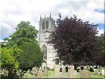 SK5993 : St Mary's Church, Tickhill by John Slater