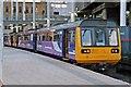 SJ8499 : Northern Rail Class 142, 142039, platform 2, Manchester Victoria railway station by El Pollock