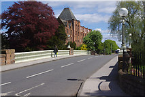 NT5173 : Victoria Bridge, Haddington by Stephen McKay