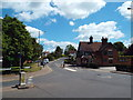 TQ6195 : Rayleigh Road, Shenfield by Malc McDonald