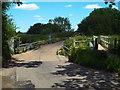 TQ6597 : Buttsbury Ford by Malc McDonald