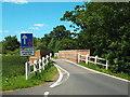 TQ6699 : Hump-backed bridge near Ingatestone by Malc McDonald
