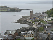 NM8530 : Oban Bay and the Cathedral by M J Richardson