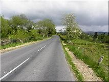 H5373 : A dark sky ahead, Drumnakilly by Kenneth  Allen