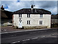 SY5997 : Former toll house in Maiden Newton by Jaggery