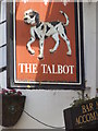 SO6299 : The Talbot Sign by Gordon Griffiths