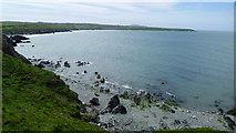 SH2035 : The Lleyn coast from Penrhyn Melyn to Penrhyn Colmon by Jeremy Bolwell