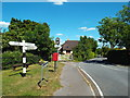 TQ5999 : Hays Green Lane, Wyatt's Green by Malc McDonald