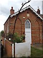 SP9677 : Woodford Wesleyan Chapel by Dave Thompson