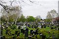 SJ7891 : Sale Cemetery by Bill Boaden