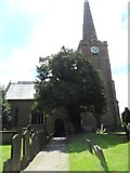 SO6302 : St Mary's Church by Gill