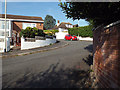 SX9473 : Alandale Close, Teignmouth by Robin Stott