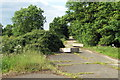 TL1555 : The old Roxton Road towards Chawston by Philip Jeffrey