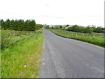 H5475 : Loughmacrory Road by Kenneth  Allen