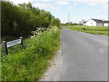 H5575 : Cloghan Road, Altdrumman by Kenneth  Allen