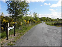 H5575 : Cloghan Road by Kenneth  Allen
