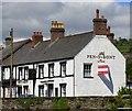 SH7961 : The Pen-y-Bont Inn by Gerald England