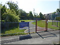 SJ4958 : Castlefields Play Area, Tattenhall by Eirian Evans