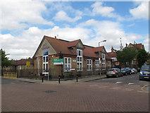TQ2772 : Fircroft School, Tooting by Stephen Craven