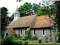 TR3254 : St. Georges, Ham by Chris Whippet