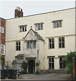 SU1429 : The Priory, Brown Street, Salisbury by David Kemp