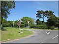 SJ4974 : Lane Junction, Helsby by Jeff Buck