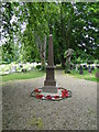 TL7395 : Methwold War Memorial by Adrian S Pye