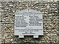 TL6999 : Wretton War Memorial by Adrian S Pye