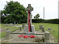 TF6602 : West Dereham War Memorial by Adrian S Pye
