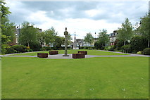NX4355 : Park and Garden at Wigtown by Billy McCrorie