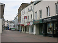 SO2914 : High Street, Abergavenny by Hugh Venables
