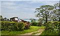 SD6343 : Retired farm equipment at Hill Clough by Ian Greig