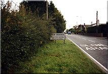 SJ2618 : Four Crosses by Alan Richards