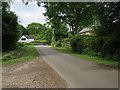 SU2203 : Mill Lane by Hugh Venables
